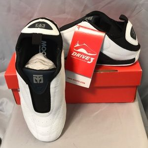 NWT - Mooto Martial Arts Shoes in black and white